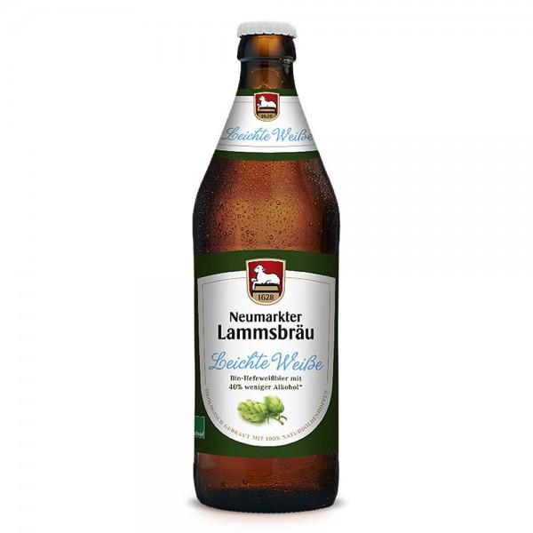 Lammsbräu Leichte Weiße Bio 10x0,5l