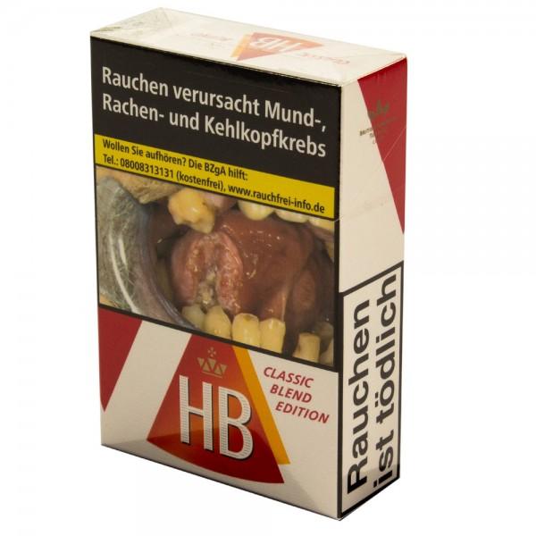 HB Classic Blend Edition Zigaretten