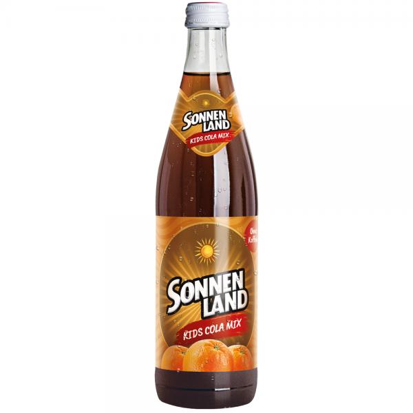 Hacklberg Sonnenland Kids Cola-Mix 20x0,5l