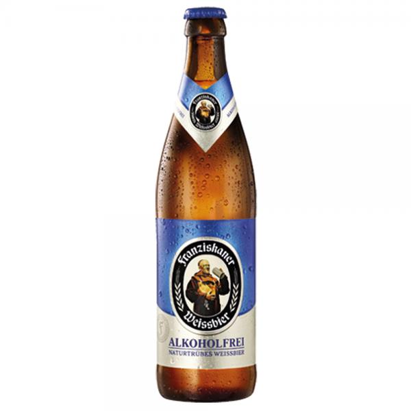 Franziskaner Weißbier Alkoholfrei 20x0,5 l