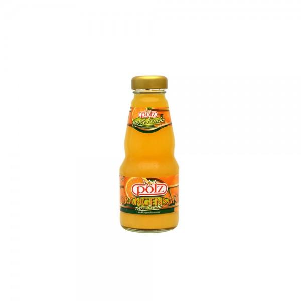 Pölz Orangensaft 12x0,2l