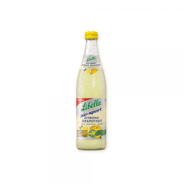 Libella Iso-Sport Zitrone-Grapefruit