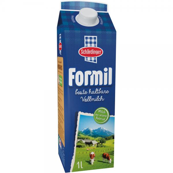 Schärdinger Formil H-Vollmilch 3,5% 1,0l