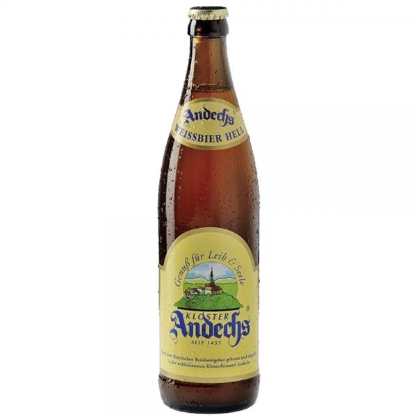 Andechser Weißbier Hell 20x0,5 l