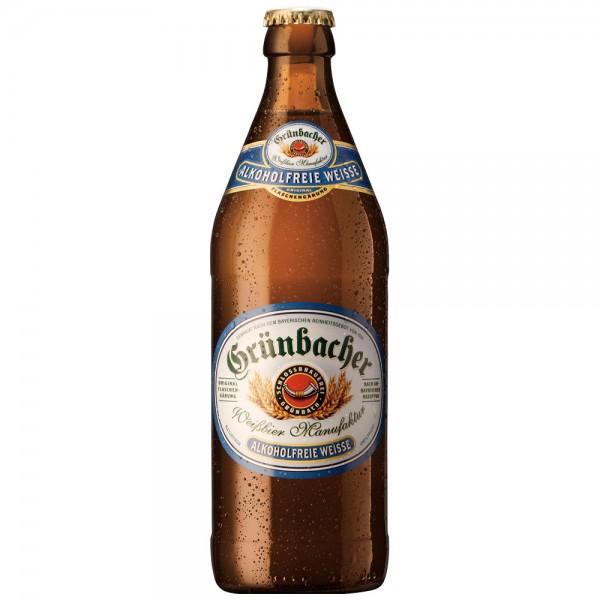 Grünbacher Alkoholfreie Weisse 20x0,5l