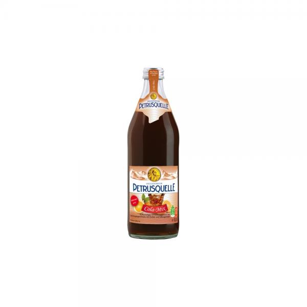 Siegsdorfer Petrusquelle Cola-Mix 20x0,5l
