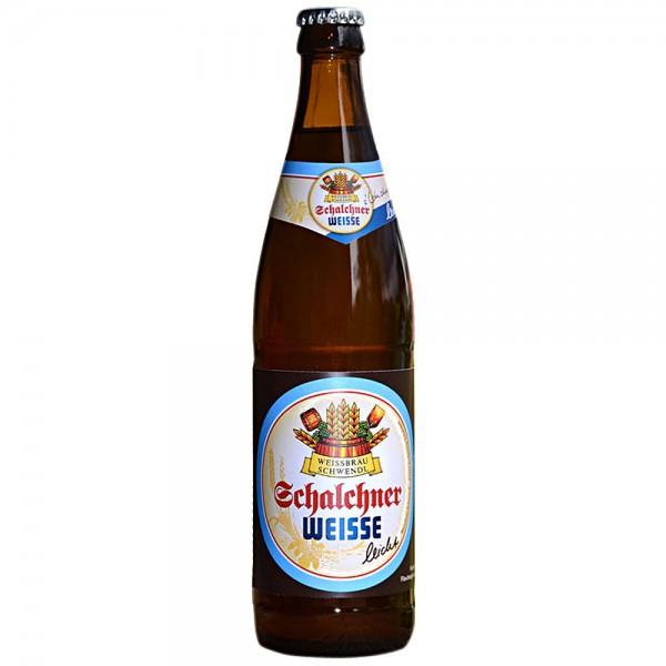 Schalchner Weisse leicht 20x0,5l