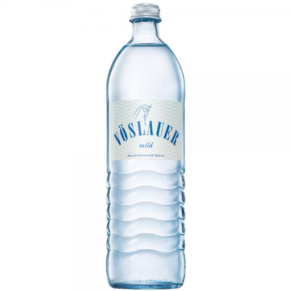 Vöslauer Mineralwasser mild 12x0,75l