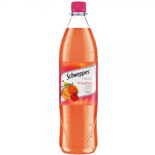 Schweppes Grapefruit & Acerola 6x1,0l