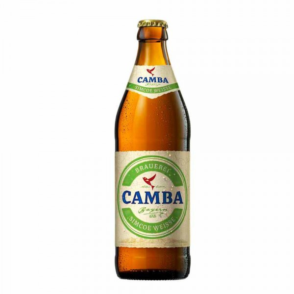 Camba Jager Weisse 20x0,5l