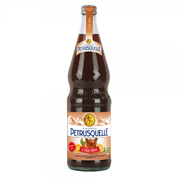 Siegsdorfer Petrusquelle Cola-Mix 12x0,7l