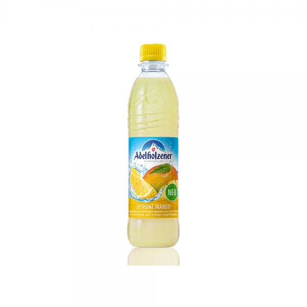 Adelholzener Zitrone Mango 12x0,5l