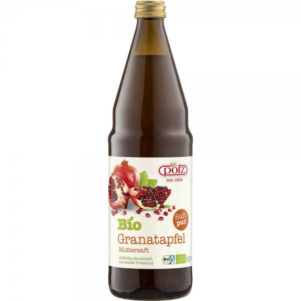 Pölz Bio-Granatapfel Muttersaft 6x0,75l