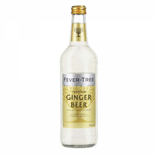 Fever-Tree Premium Ginger Beer 8x0,5l