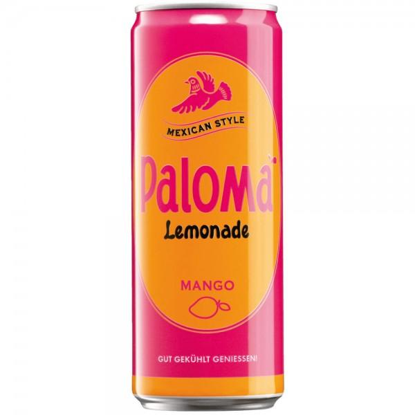 Paloma Mango Lemonade 24x0,25l
