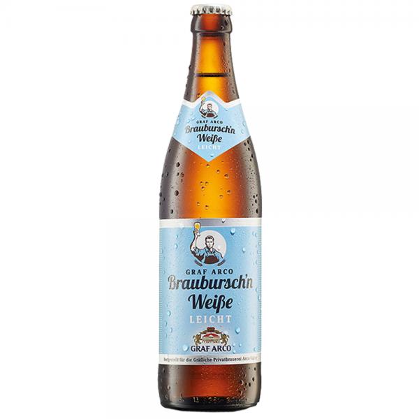 Graf Arco Brauburschn Weißbier leicht 20x0,5 l