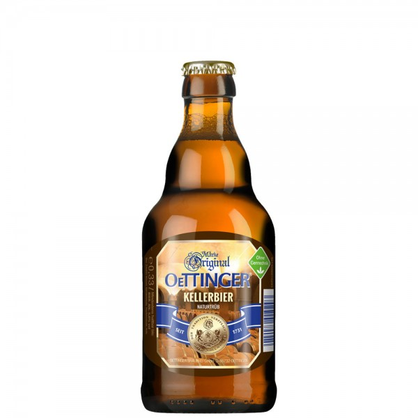 Öttinger Kellerbier Steinie 20x0,33l