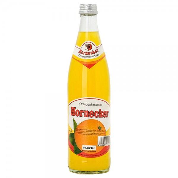 Hornecker Orangenlimonade 20x0,5l