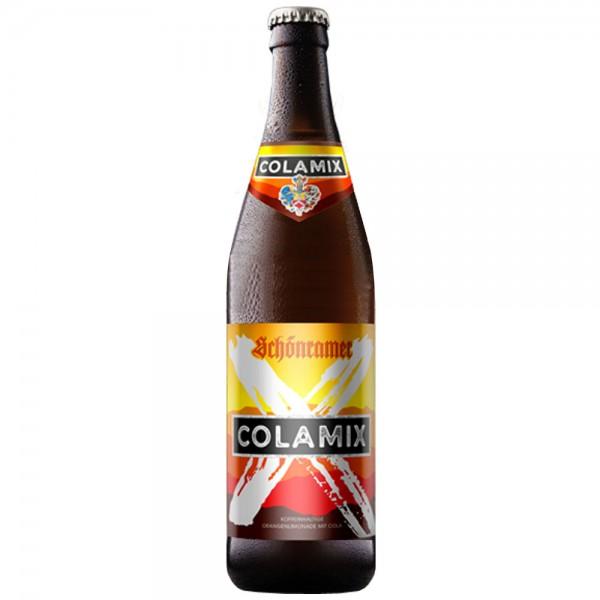 Schönramer Cola Mix 20x0,5l X-Mix