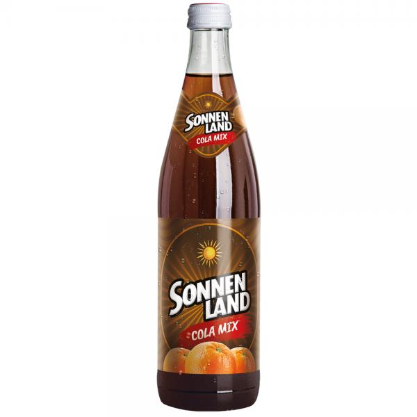 Hacklberg Sonnenland Cola-Mix 20x0,5l