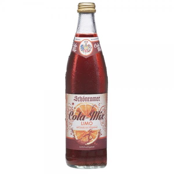 Schönramer Cola Mix 20x0,5l