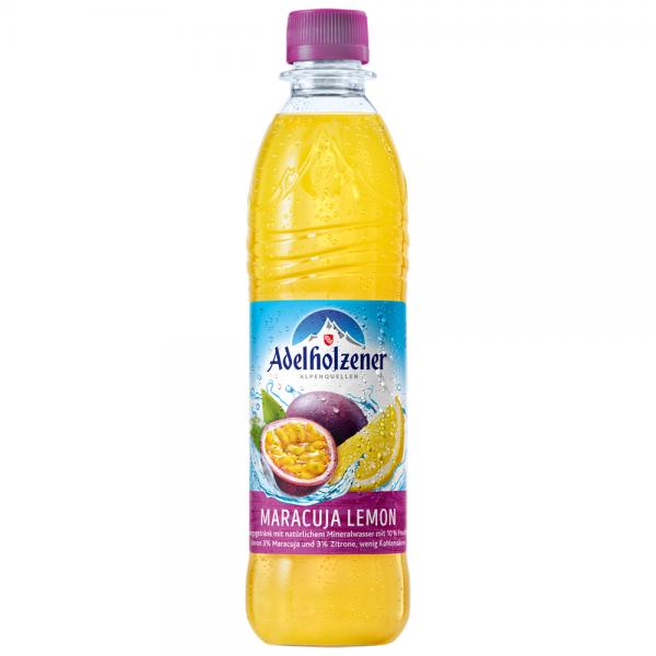 Adelholzener Maracuja Lemon 12x0,5 l