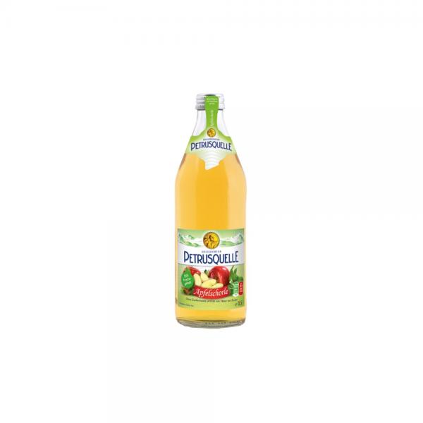 Siegsdorfer Petrusquelle Apfelschorle 20x0,5l