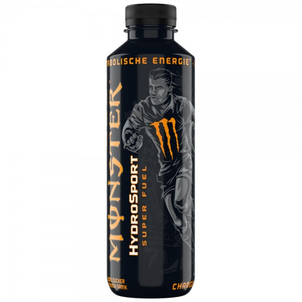 Monster HydroSport Charge 12x0,65l - MHD 30.06.2021
