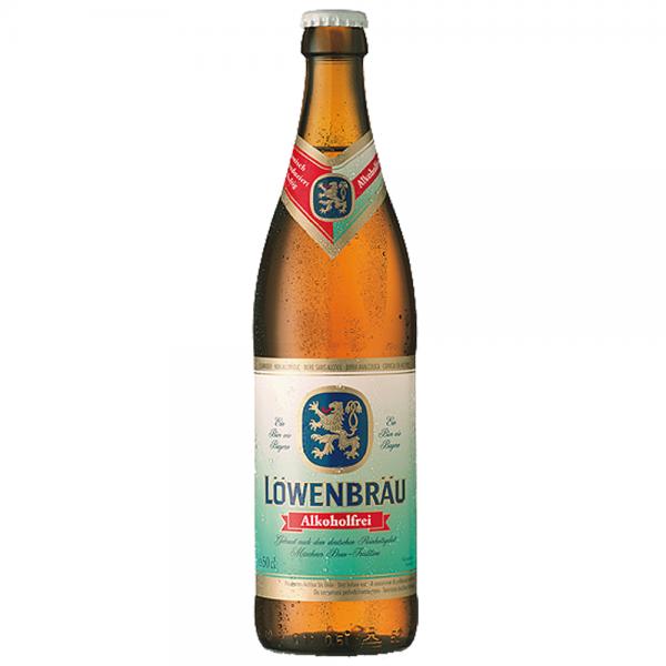 Löwenbräu München Alkoholfrei 20x0,5 l
