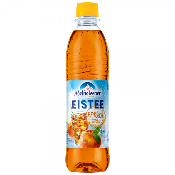 Adelholzener Eistee Pfirsich 12x0,5 l