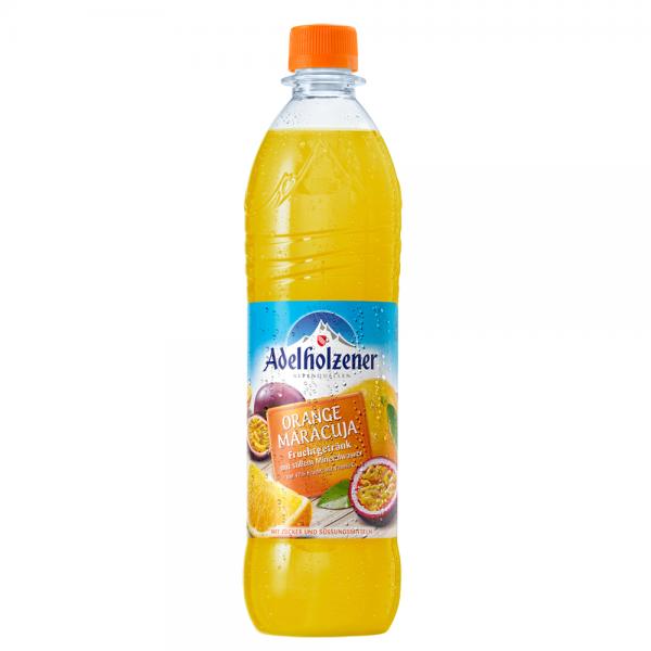 Adelholzener Orange-Maracuja 8x0,75 l
