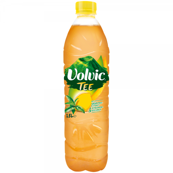 Volvic Eistee Zitrone 6x1,5 l