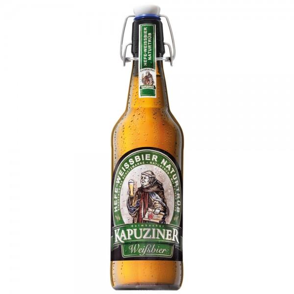 Kapuziner Hefe-Weissbier naturtrüb 20x0,5l