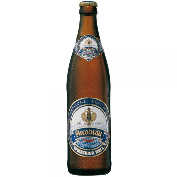 Arcobräu Weißbier Hell 20x0,50 l