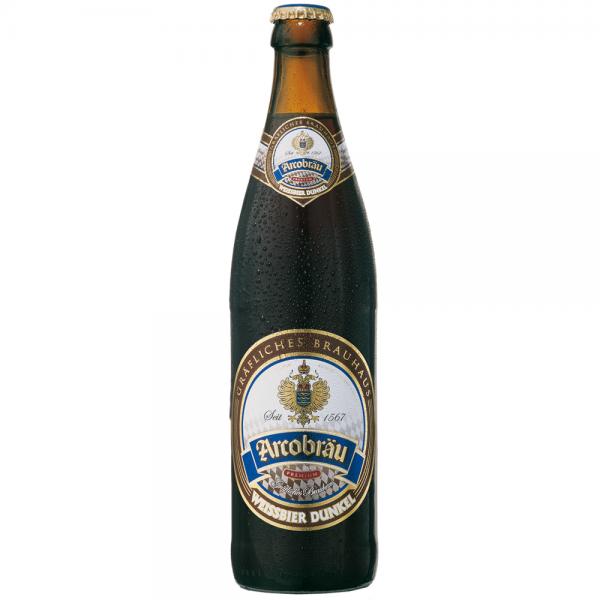 Arcobräu Weißbier Dunkel 20x0,50 l