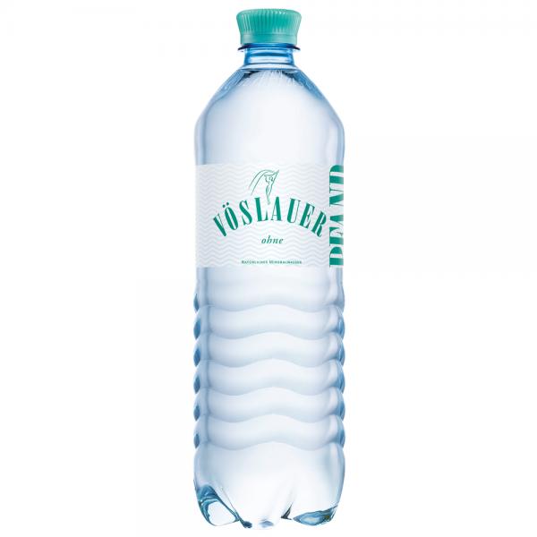 Vöslauer Mineralwasser ohne Kohlensäure 9x1,0l