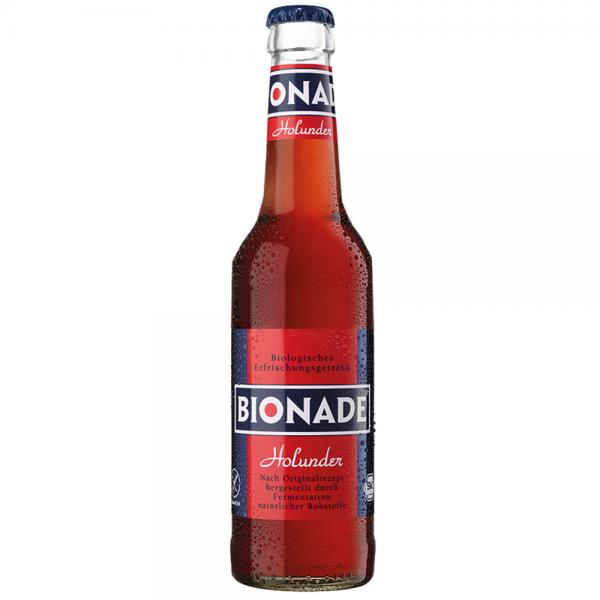 Bionade Holunder 12x0,33 l