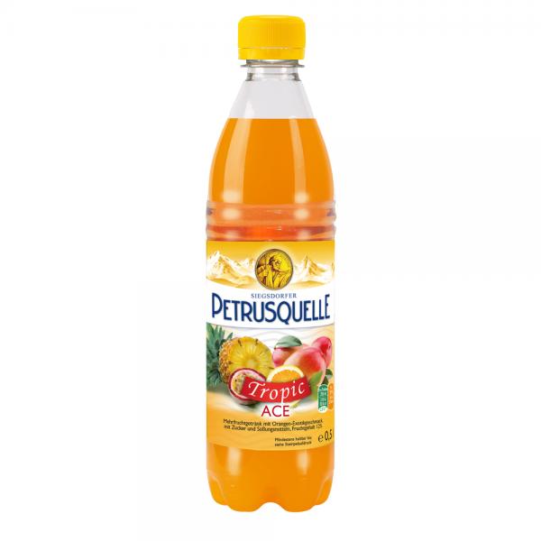 Siegsdorfer Petrusquelle Wellness-Tropical 12x0,5l