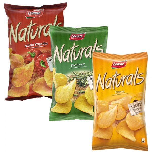 Lorenz Naturals Chips versch. Sorten 110g