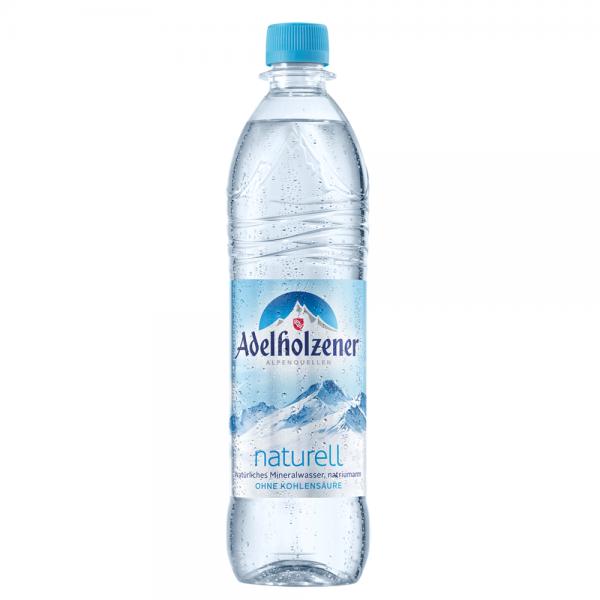 Adelholzener Mineralwasser Naturell 8x0,75 l