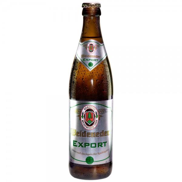 Weideneder Export Hell 20x0,5l