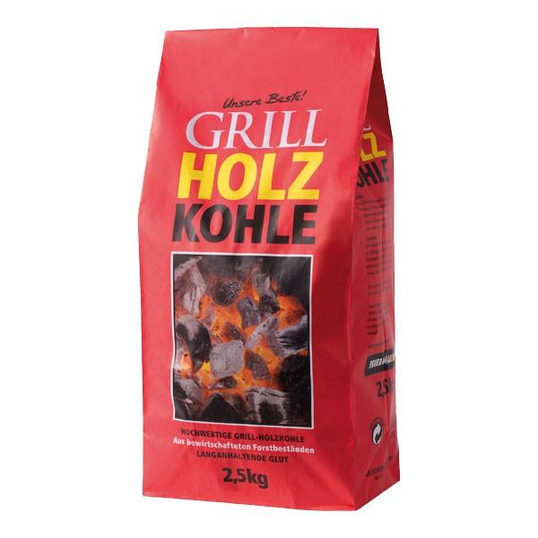 Grillholzkohle 2,5 kg