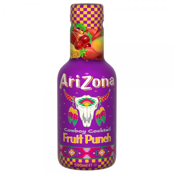 AriZona Cowboy Cocktail Fruit Punch 6x0,5l