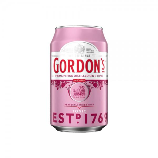 Gordon's Pink Gin & Tonic 10% vol.4x0,33l Dose