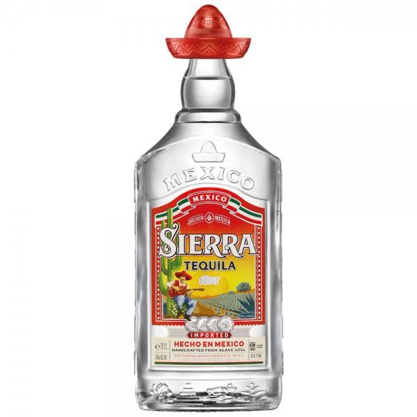 Sierra Tequila Silver 38% vol. 0,7l