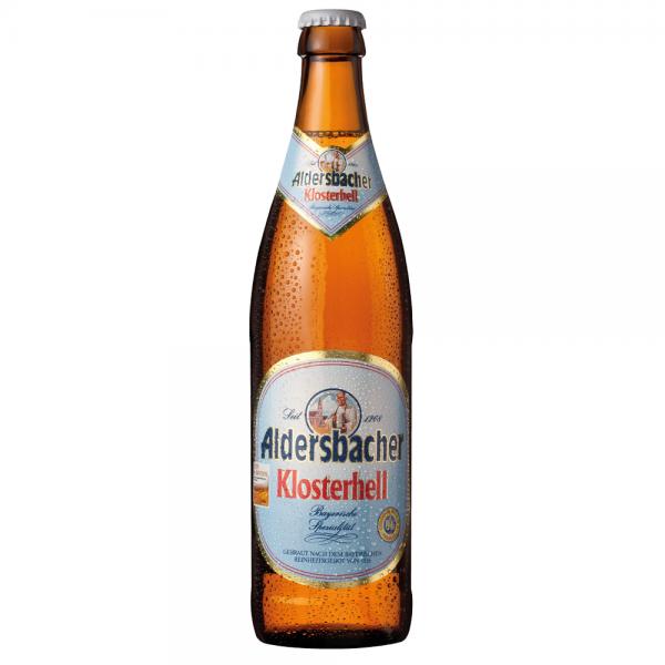 Aldersbacher Klosterhell 20x0,5l