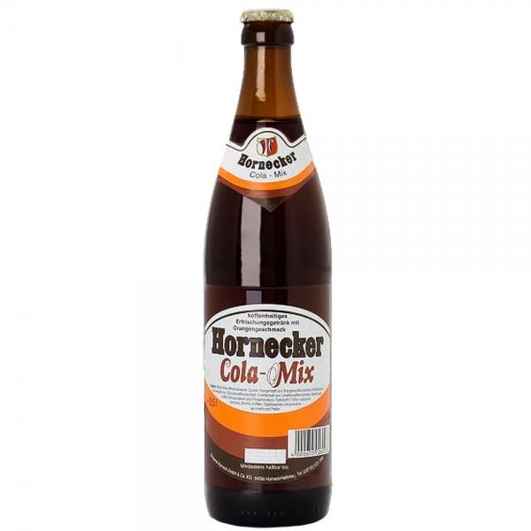 Hornecker Cola-Mix 20x0,5l mit Kronkorken