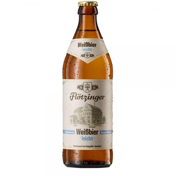 Flötzinger Weißbier leicht 20x0,5l