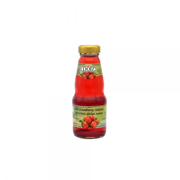 Pölz Bio Cranberry Nektar 12x0,2l