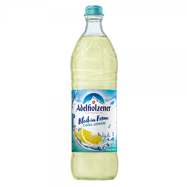 Adelholzener Bleib in Form Cool Lemon 8x0,75l